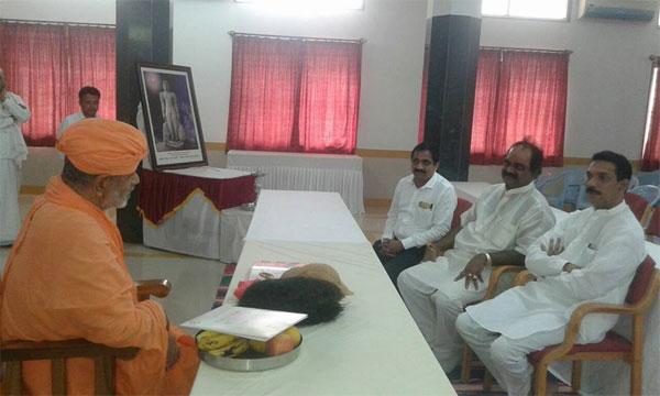 Shravanabelagola visit (1)