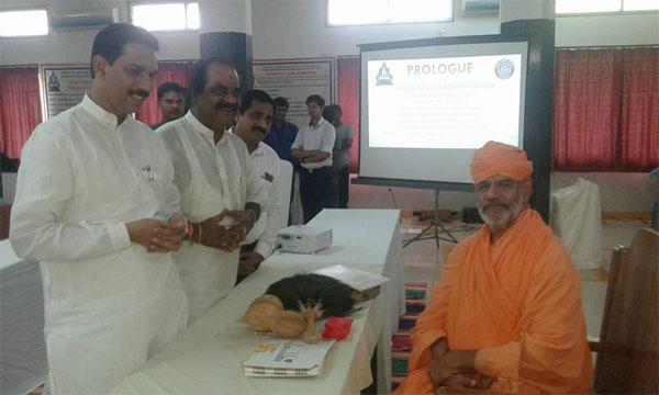 Shravanabelagola visit (2)