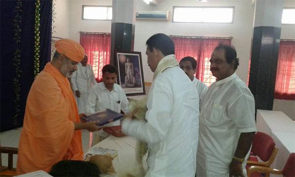 Shravanabelagola visit